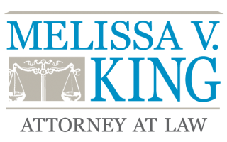 Melissa V. King | Logo
