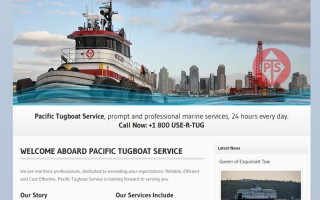 Pacific Tugboat Services